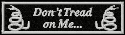 Dont Tread on Me 1x4