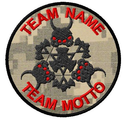 Team Patch Viking