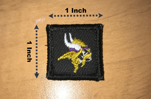 Minnesota Vikings Micro Patch