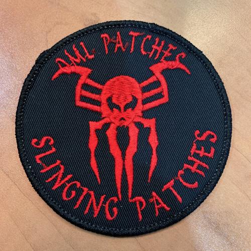 Custom Team Spiderman Patch