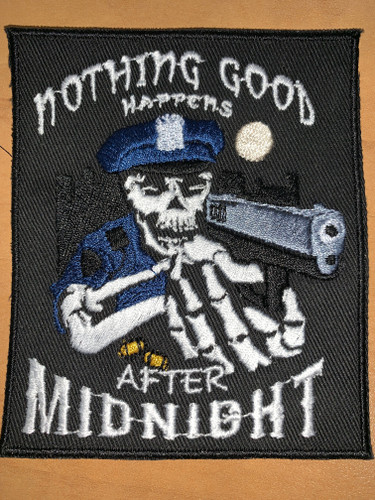 Nothing Good morale patch