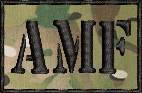 AMF Morale Patch