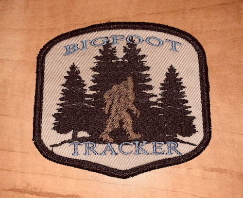 Bigfoot tracker morale patch