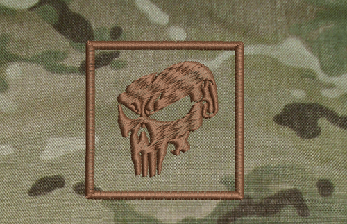 Custom Punisher Styled 2x2