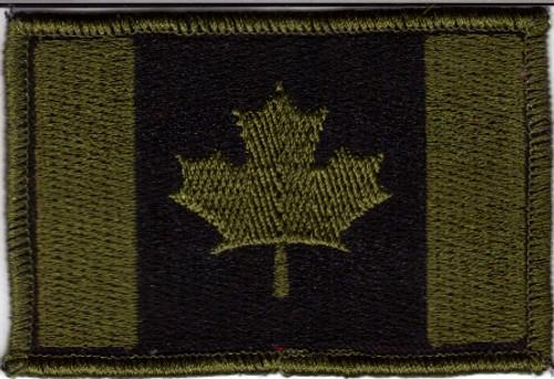 Canada Flag Patch - OD
