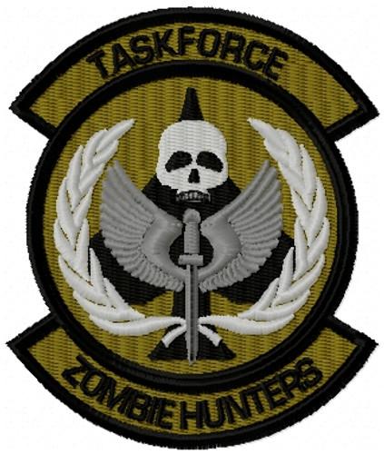 Zombie Taskforce Patch in OD