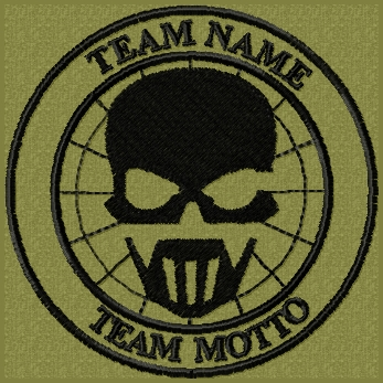 team template ghost recon patch