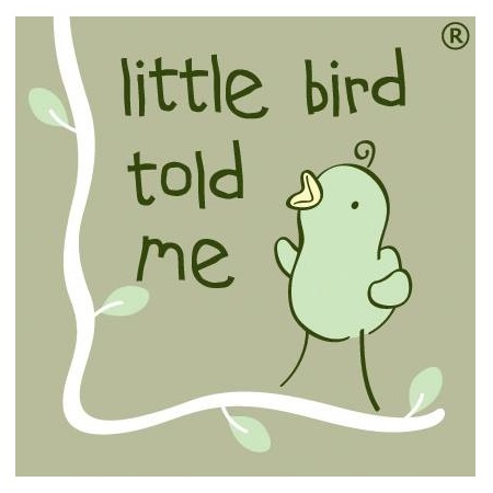 Little Bird Told Me - Rocking Horse 搖搖馬