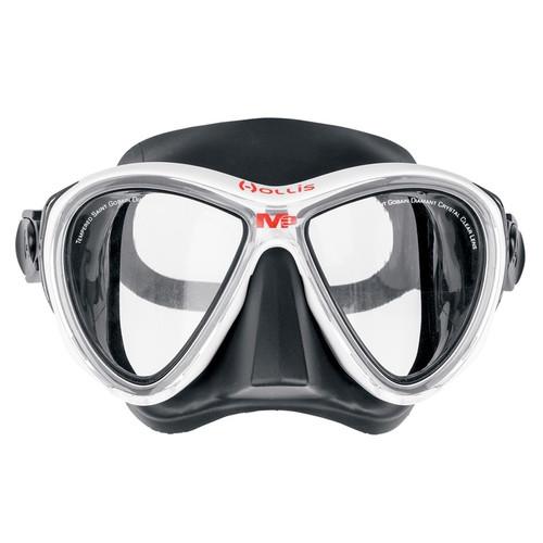 Hollis Mask M-3 WHITE/BLACK