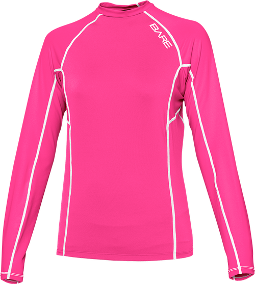 WOMEN'S L/S BARE SUNGUARD
