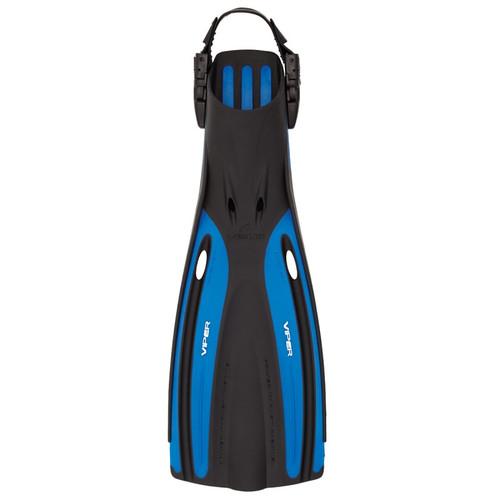 OCEANIC VIPER FIN OH BLUE/BK XS 5/7