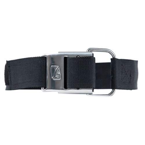 CAM STRAP WITH ROLLER BUCKLE