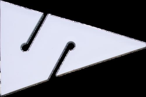 LINE ARROW WHITE