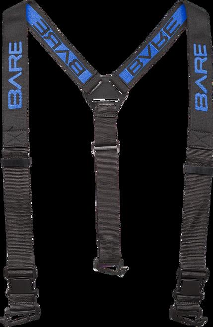Bare Drysuit Suspenders