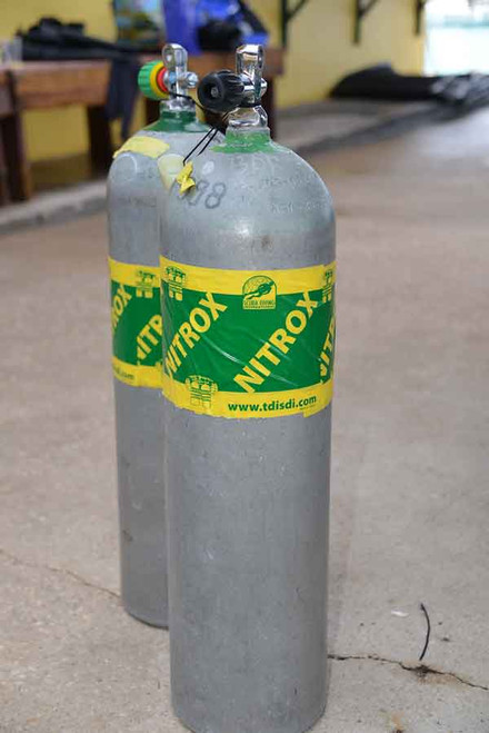 TDI Nitrox Gas Blender