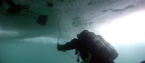 Discover Ice Diving