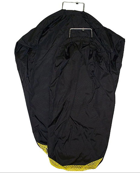Full Nylon Pack Cloth Bags with Mesh Bottom (for Drain), 22x30