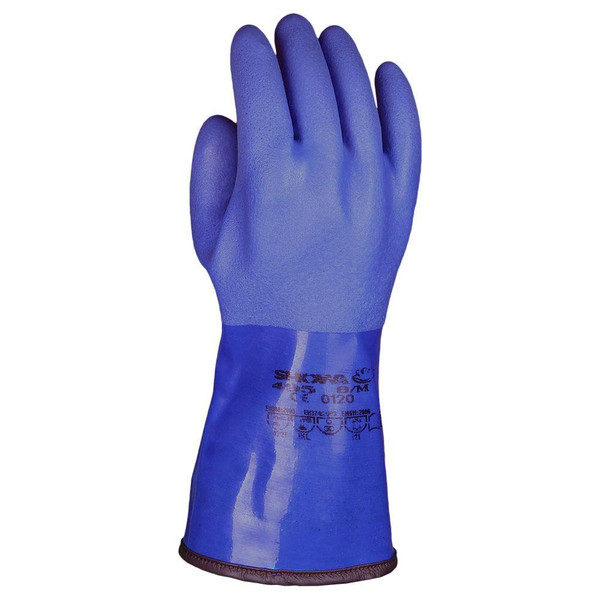 Commercial Grade Dry Gloves w/Fleece Liners