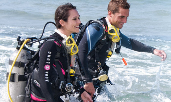Open Water Course - Tropical Referral