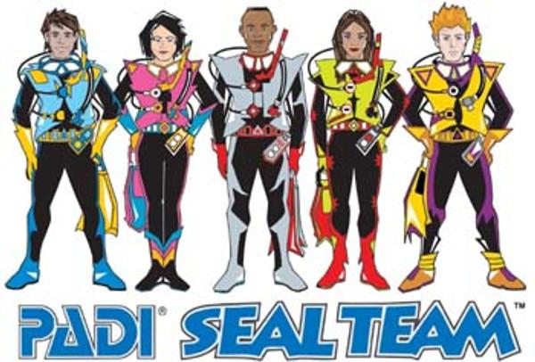 PADI Seal Team Program