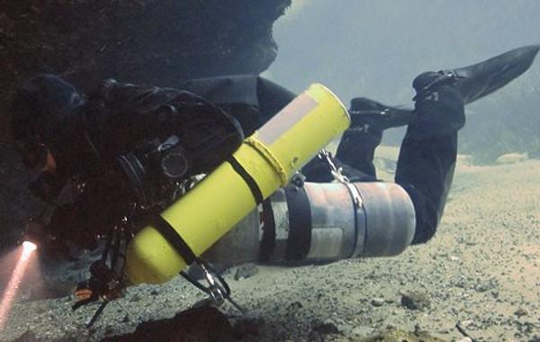Recreational Sidemount Diver