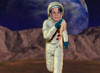 Amazing Kid Personalized DVD for Kids Spacesuit