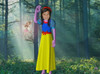 Snow White Personalized DVD for Kids The Fairest of them All