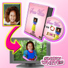 Snow White Personalized DVD for Kids Photo in TV