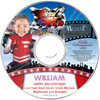 Turbo Kid Personalized DVD for Kids Personalized Label