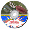 Football Personalized Sports Broadcast Audio CD