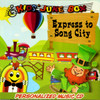 Express to Song City Personalized Kids Music