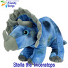 Stella the Triceratops