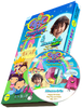 ABC Monsters - Arrows Gone Astray (Boy) This new product is both fun and educational. It also features the new breakthrough technology that matches the character's skin color to the skin color of the child's face.