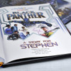 Black Panther Personalized Marvel Story Book