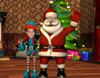 My Christmas Adventure Personalized DVD for Kids Santa's #1 Elf