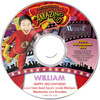 Amazing Kid Personalized DVD for Kids Personalized Label