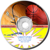 Personalized Sports Broadcast Audio CDs - Basketball