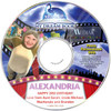 My Dream Book Personalized DVD for Kids Personalized Label