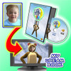 My Dream Book Personalized DVD for Kids Photo in TV