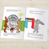 The First Day At School Personalized Book