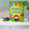 Personalized Perfect  Pet Dinosaur Story Book