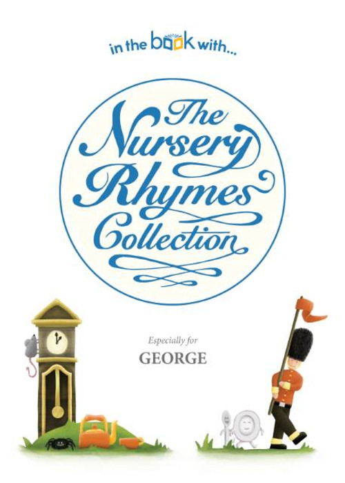 Personalized Nursery Rhyme Collection
