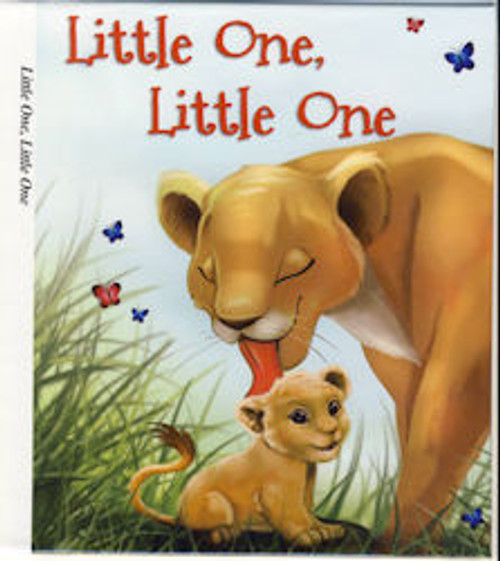 Little One, Little One Personalized Childrens Book