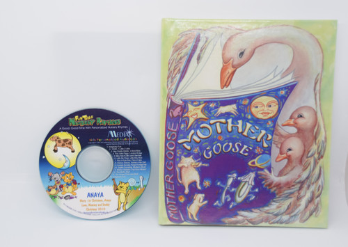 Mother Goose CD Combo