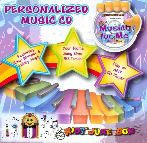 Kids Jukebox Music for Me - Volume 1!