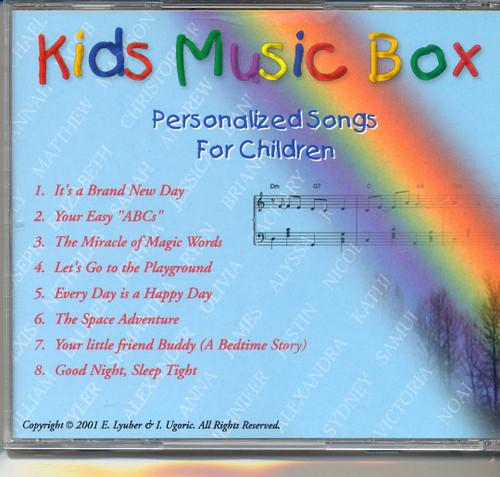 Kids Music Box