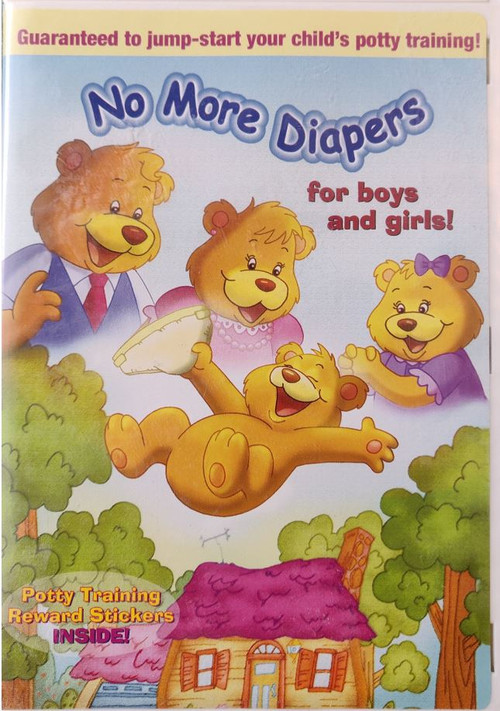 No More Diapers DVD (Not Personalized)
