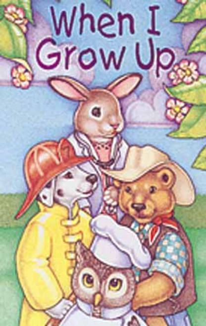 When I Grow Up Personalized Childrens Book