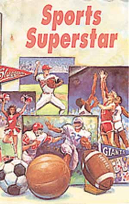 Sports Superstar Personalized Childrens Book