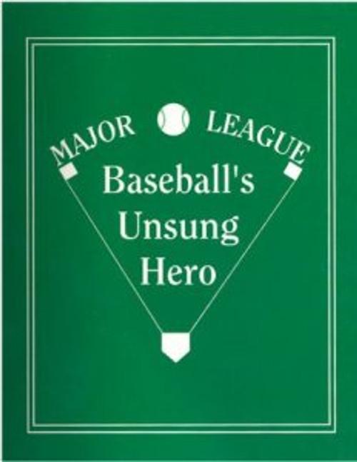 Baseball's Unsung Hero Personalized Childrens Book